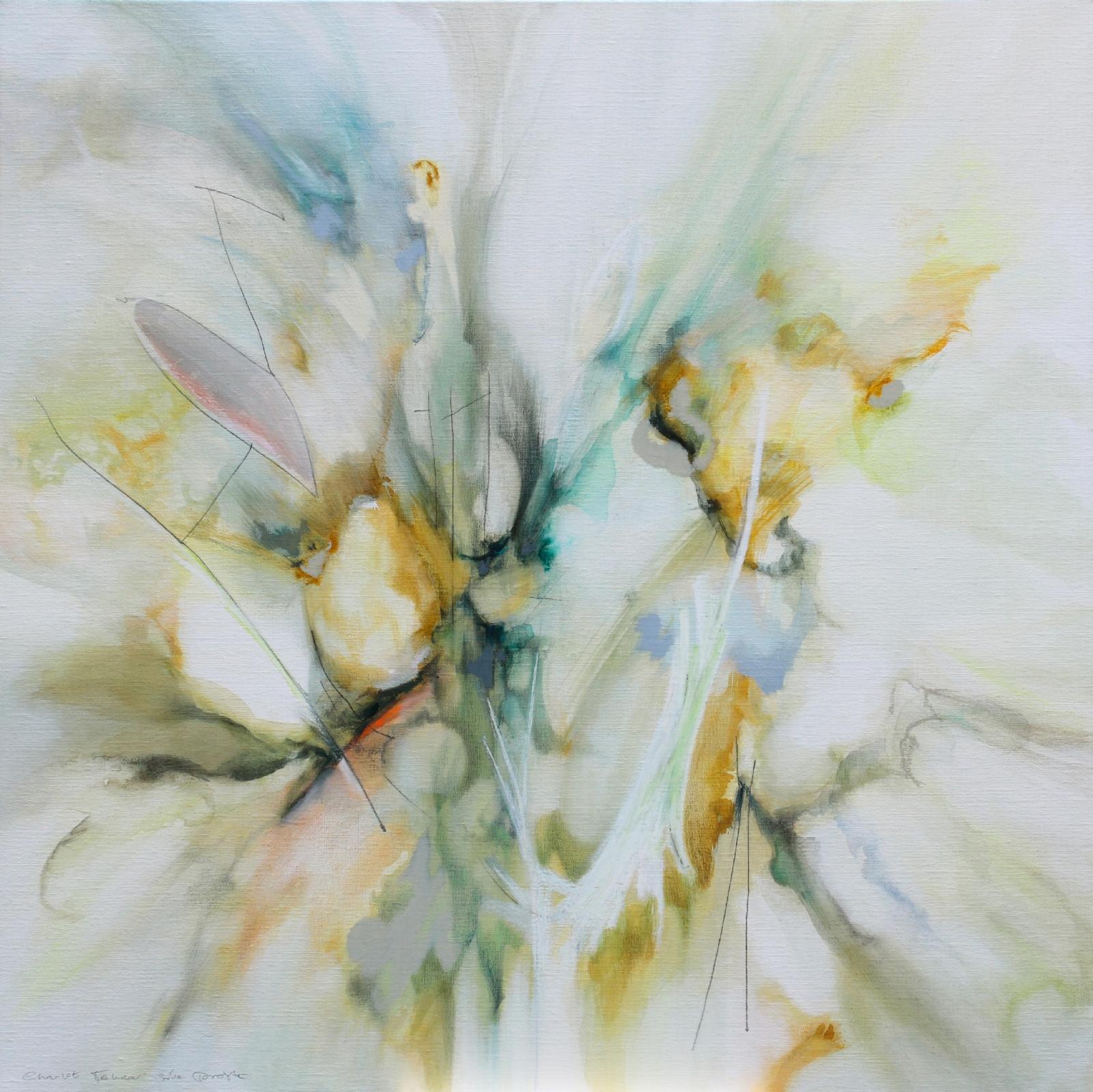 Schilderij #410 - verkocht -