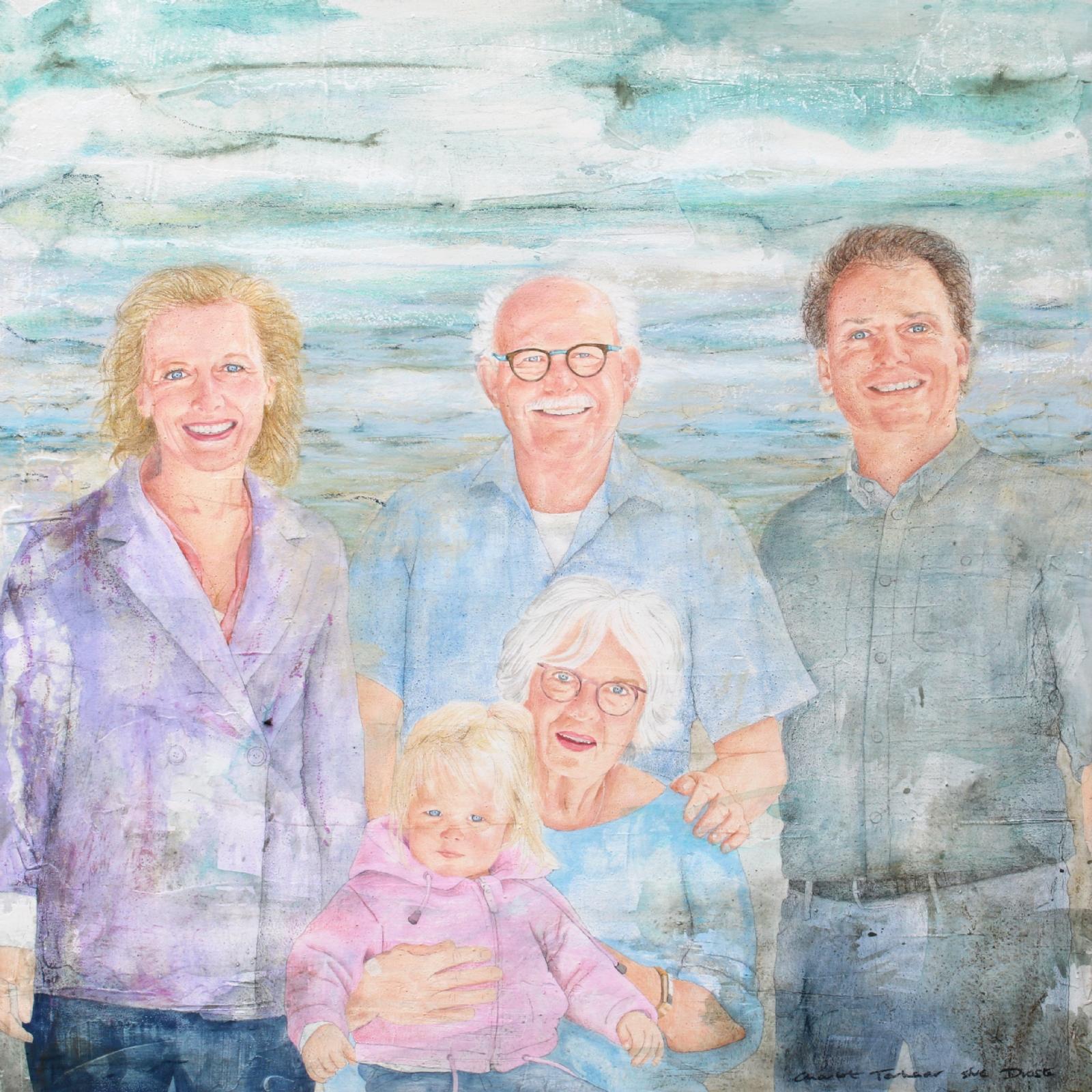 Familie van Vucht