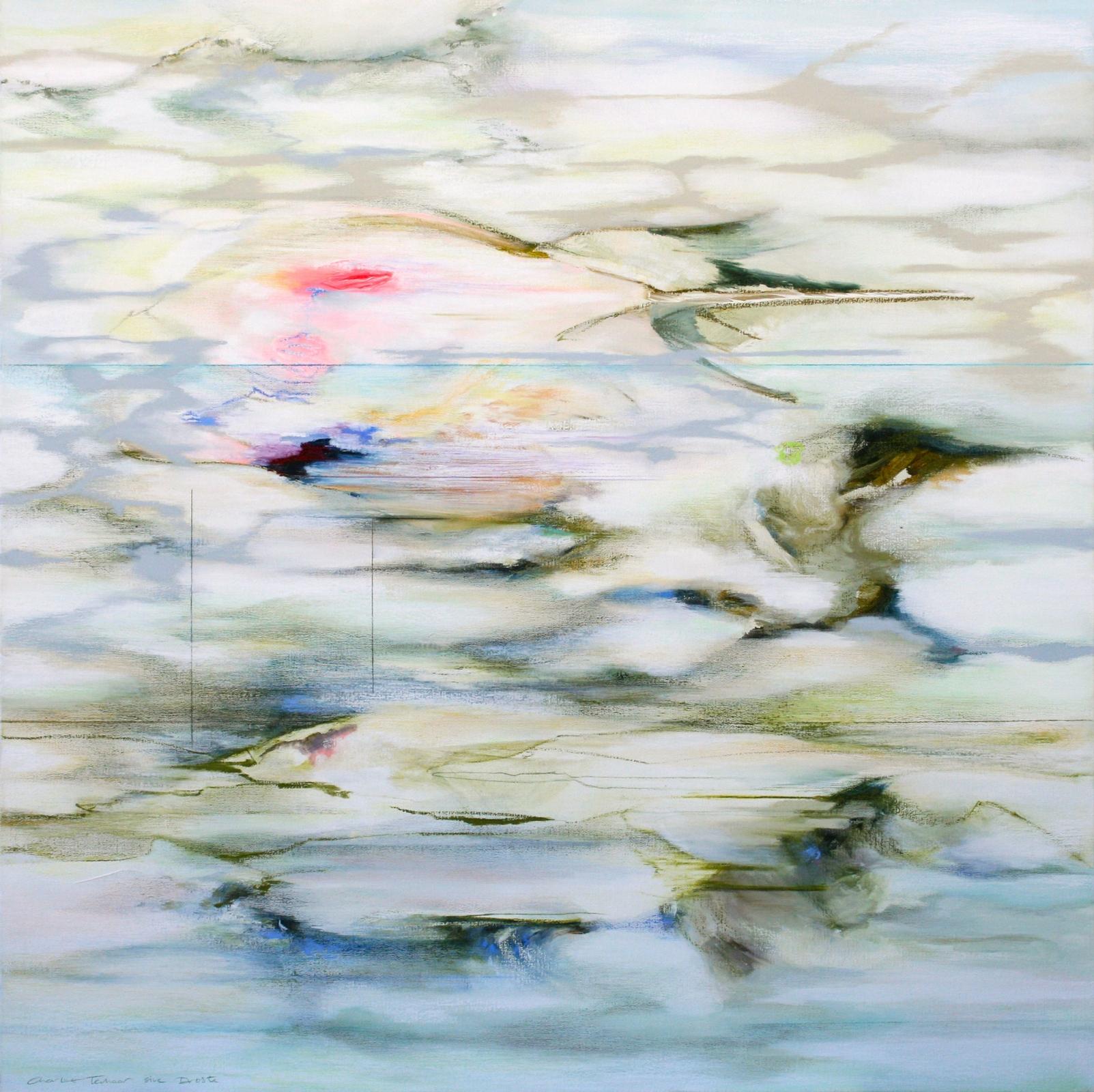Schilderij #381 - verkocht -
