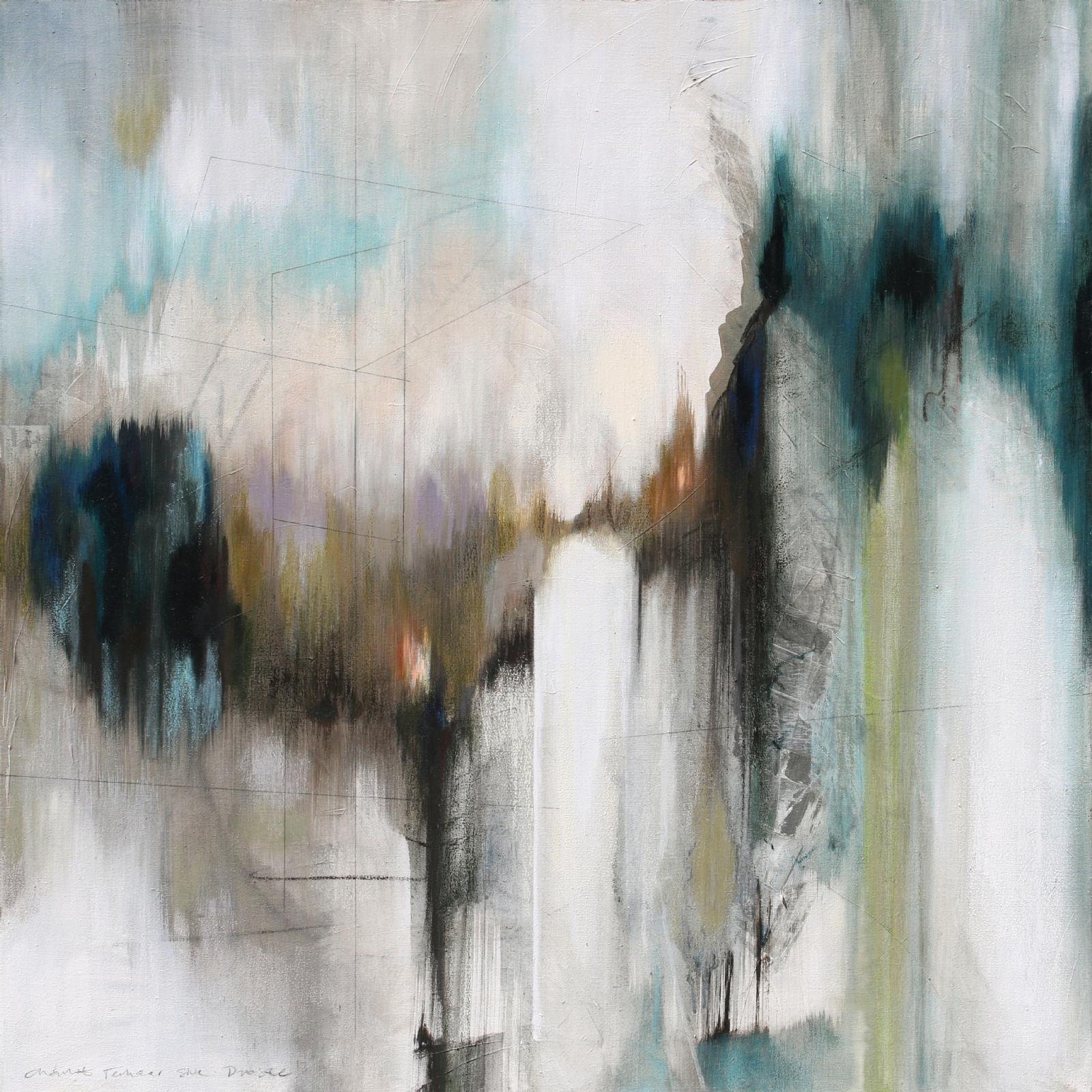 Schilderij #301 - verkocht -