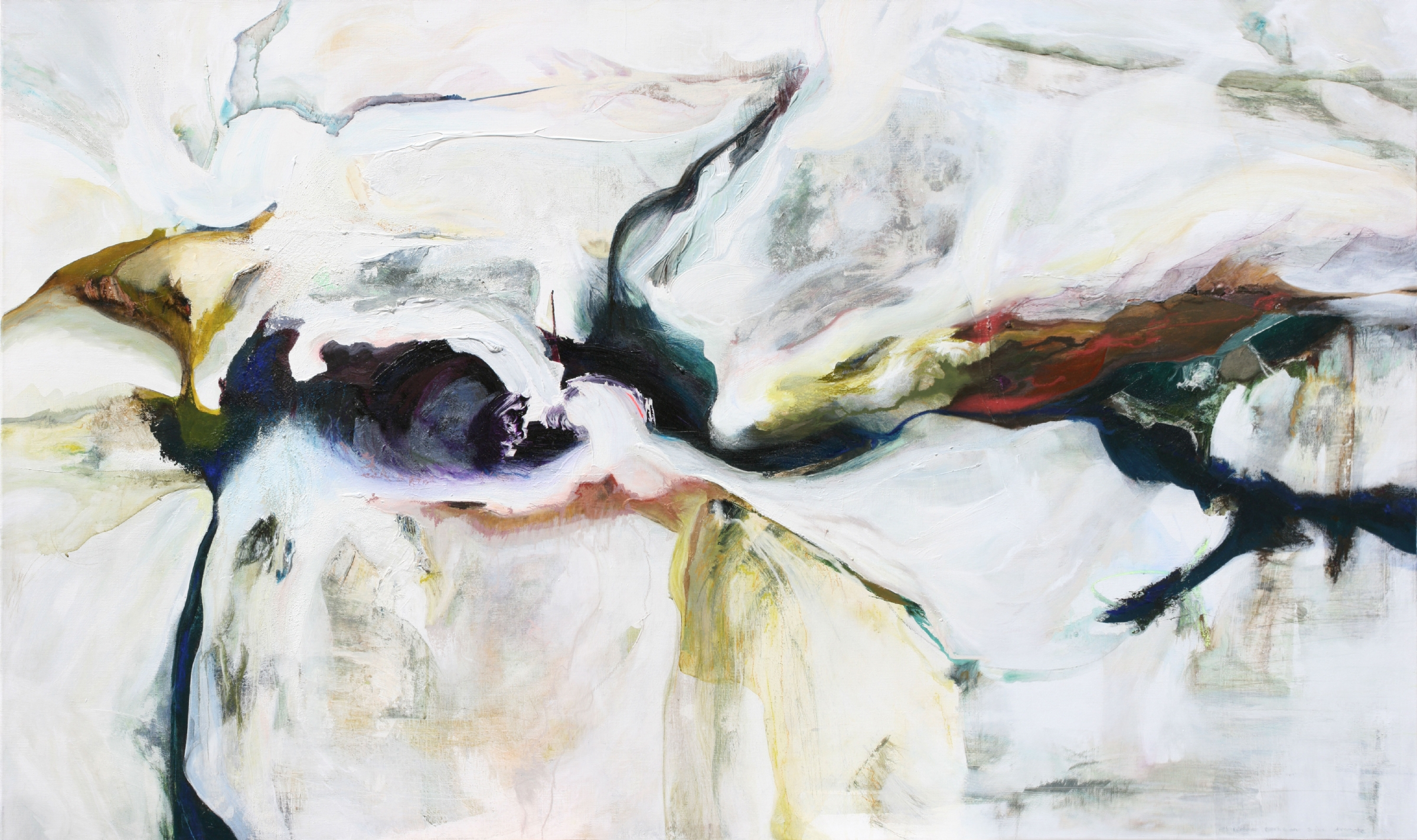 Schilderij #188 - verkocht -