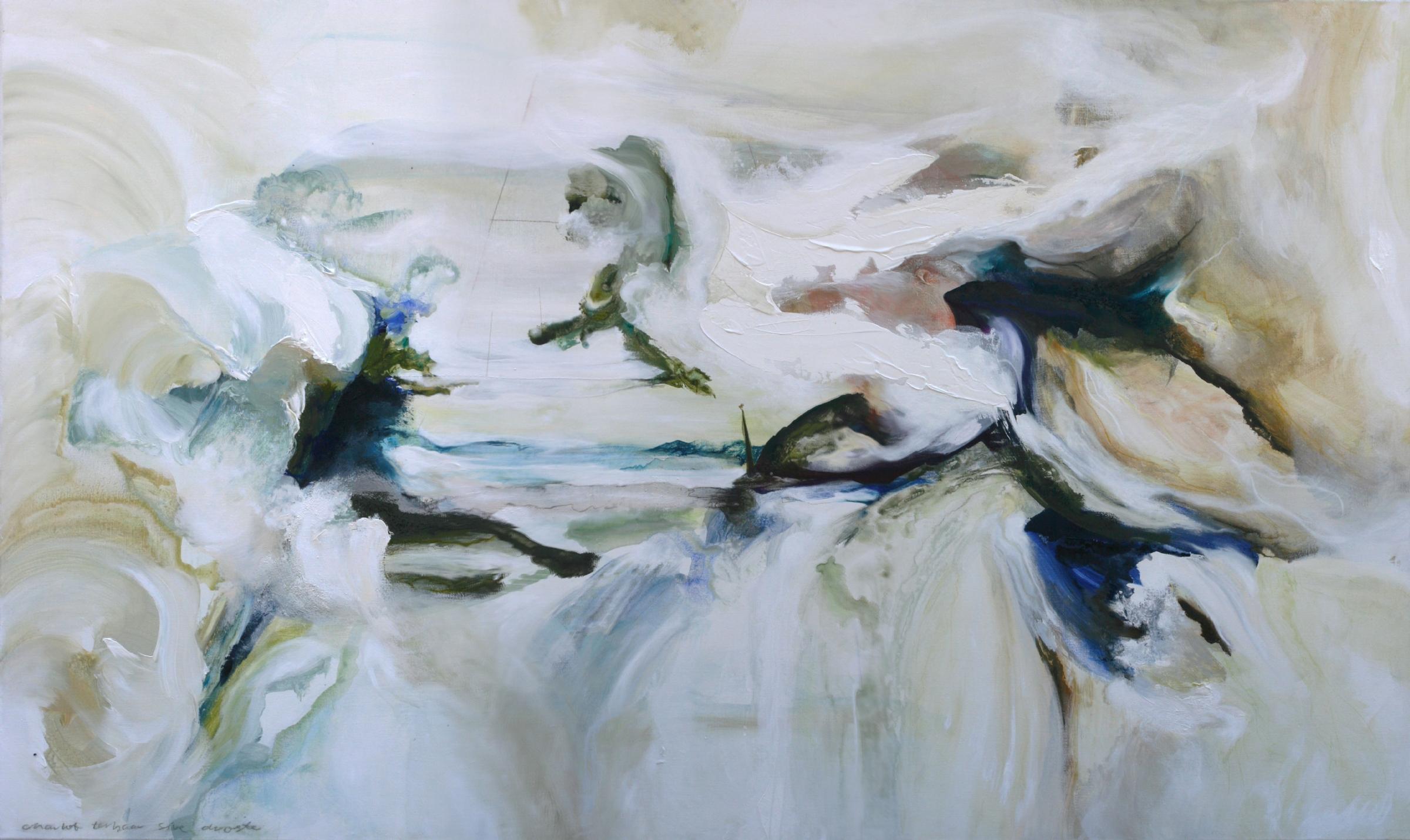 Schilderij #186 - verkocht -